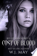 Cost of Blood Kind Of Vampire Shifter Series