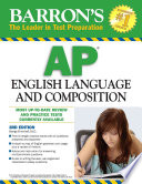 Barrons s AP English Language and Composition