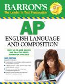 Barrons s AP English Language and Composition