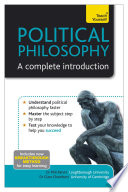 Political Philosophy  A Complete Introduction  Teach Yourself