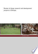 Review of sheep research and development projects in Ethiopia