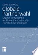 Globale Partnerwahl