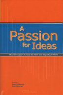 A Passion for Ideas