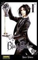 Black Butler 01 book