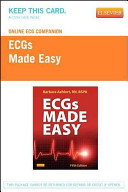Online ECG Companion for Ecgs Made Easy  User Guide and Access Code