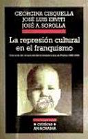 La represi  n cultural en el franquismo