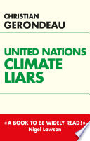 United nations climate liars