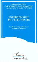 Anthropologie de l   lectricit