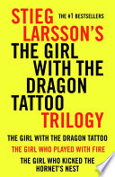 Girl With The Dragon Tattoo Trilogy Bundle
