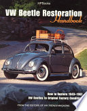 VW Beetle Restoration Handbook