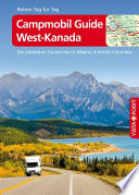 Campmobil Guide West Kanada   VISTA POINT Reisef  hrer Reisen Tag f  r Tag