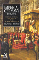 Imperial Germany 1867 1918