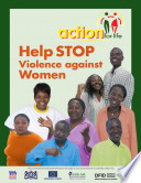 Help Stop Violence Against Women