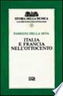 Italia e Francia nell Ottocento