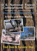 U.S. National Forest Campground Guide, Southwestern Region