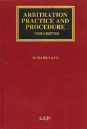 Arbitration Practice and Procedure