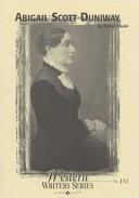Abigail Scott Duniway