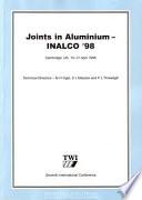 Joints in Aluminium