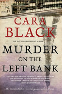 Murder on the Left Bank Exposing Dirty Cops As Money Launderers Grief Stricken Eric