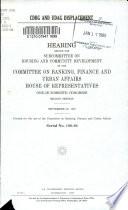 CDBG and UDAG Displacement Book PDF