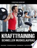 Krafttraining     Schneller Muskelaufbau