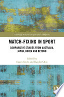 Match Fixing in Sport