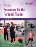 Acsm s Resources for the Personal Trainer   Prepu