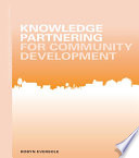 Knowledge Partnering for Community Development