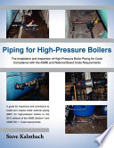 Piping for High pressure Boilers