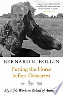 Putting the Horse Before Descartes