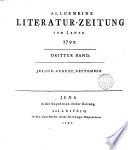 LITERATUR ZEITUNG