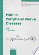 Pain in Peripheral Nerve Diseases