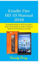 Kindle Fire Hd 10 Manual 2018
