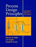 Process Design Principles