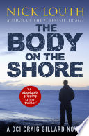 The Body on the shore: Book Cover