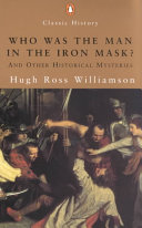 Who was the Man in the Iron Mask