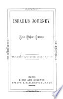 Israel s Journey  and Other Poems