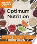 Idiot s Guides  Optimum Nutrition
