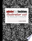 adobe for fashion  illustrator CS5