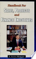 Handbook For Sales  Projects And Finance Executives