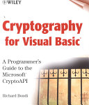 Cryptography for Visual Basic