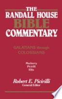 Galatians Through Colossians