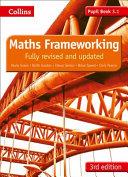 Maths Frameworking -- Pupil Book 3.1 [Third Edition]