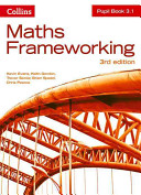 Maths Frameworking    Pupil Book 3 1  Third Edition