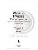 World Press Encyclopedia  N Z  index