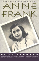 Book The Last Seven Months of Anne Frank
