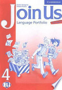 Join Us for English 4 Language Portfolio