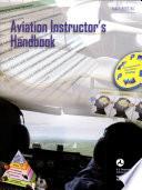 Aviation Instructor s Handbook  2008