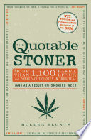 The Quotable Stoner