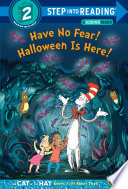 Have No Fear  Halloween is Here   Dr  Seuss The Cat in the Hat Knows a Lot About That